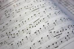 Книжная выставка «О музыке нужно писать нотами»