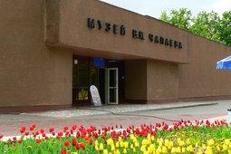 Экспозиция Музея В. И. Чапаева