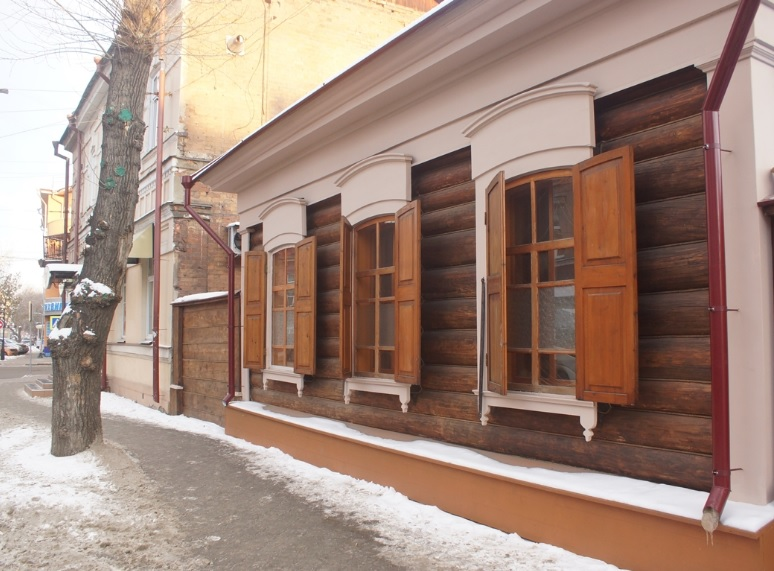 Музей В.Г. Распутина