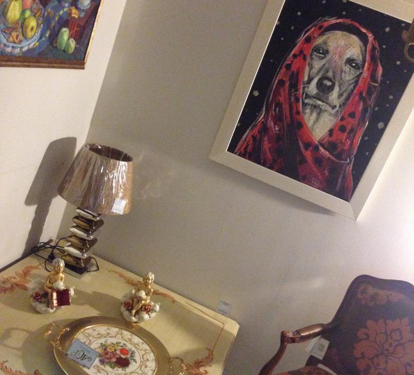 Интерьерная галерея г. Самара
