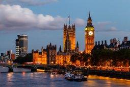 Книжно-иллюстративная выставка «Города и графства Великобритании»