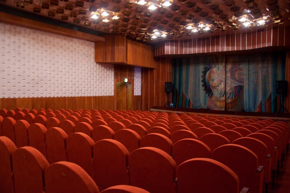 Концертный зал Орловского областного центра народного творчества