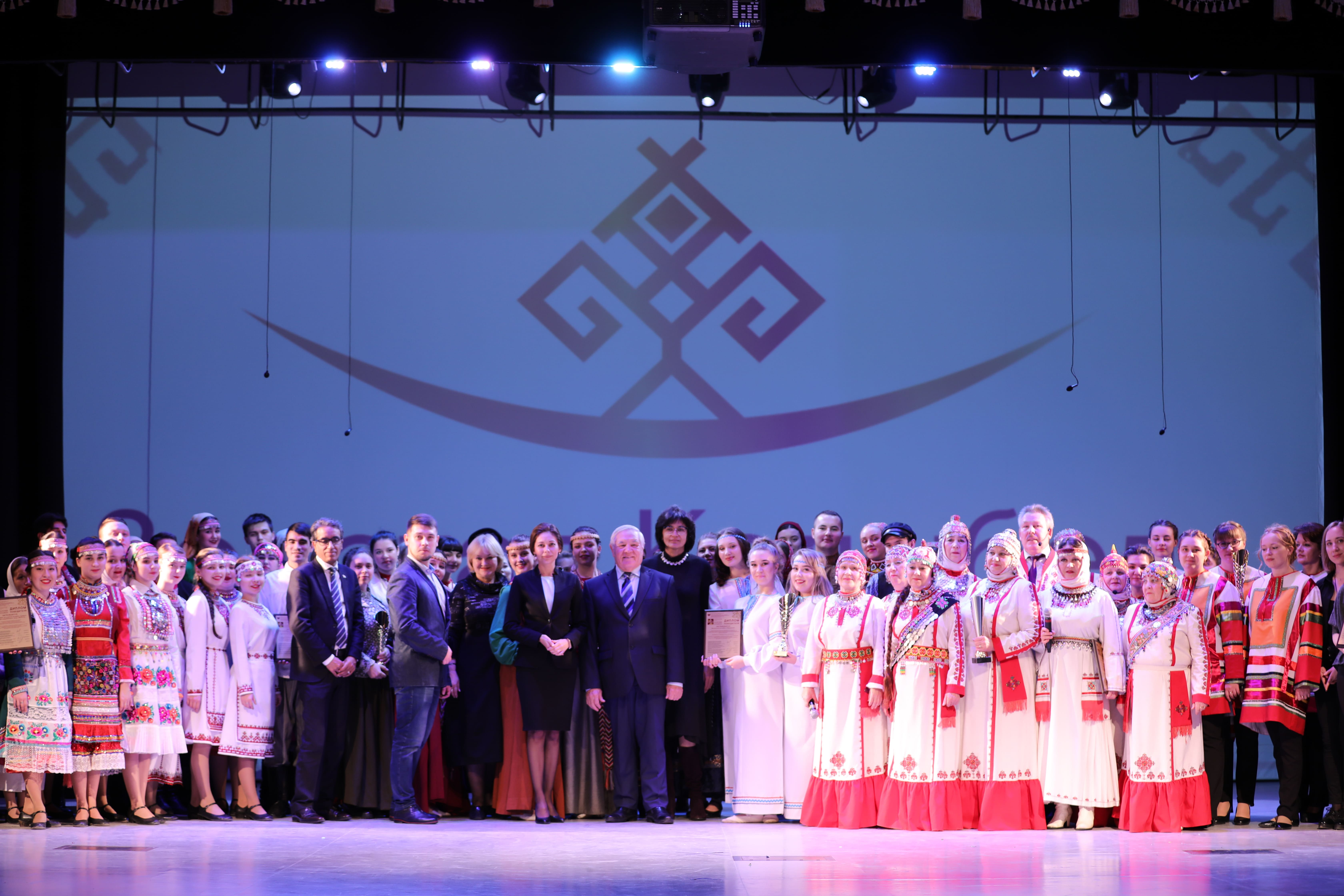 Этнокультурный форум «Золотая колыбель» вызвал большой интерес и ошеломительный успех