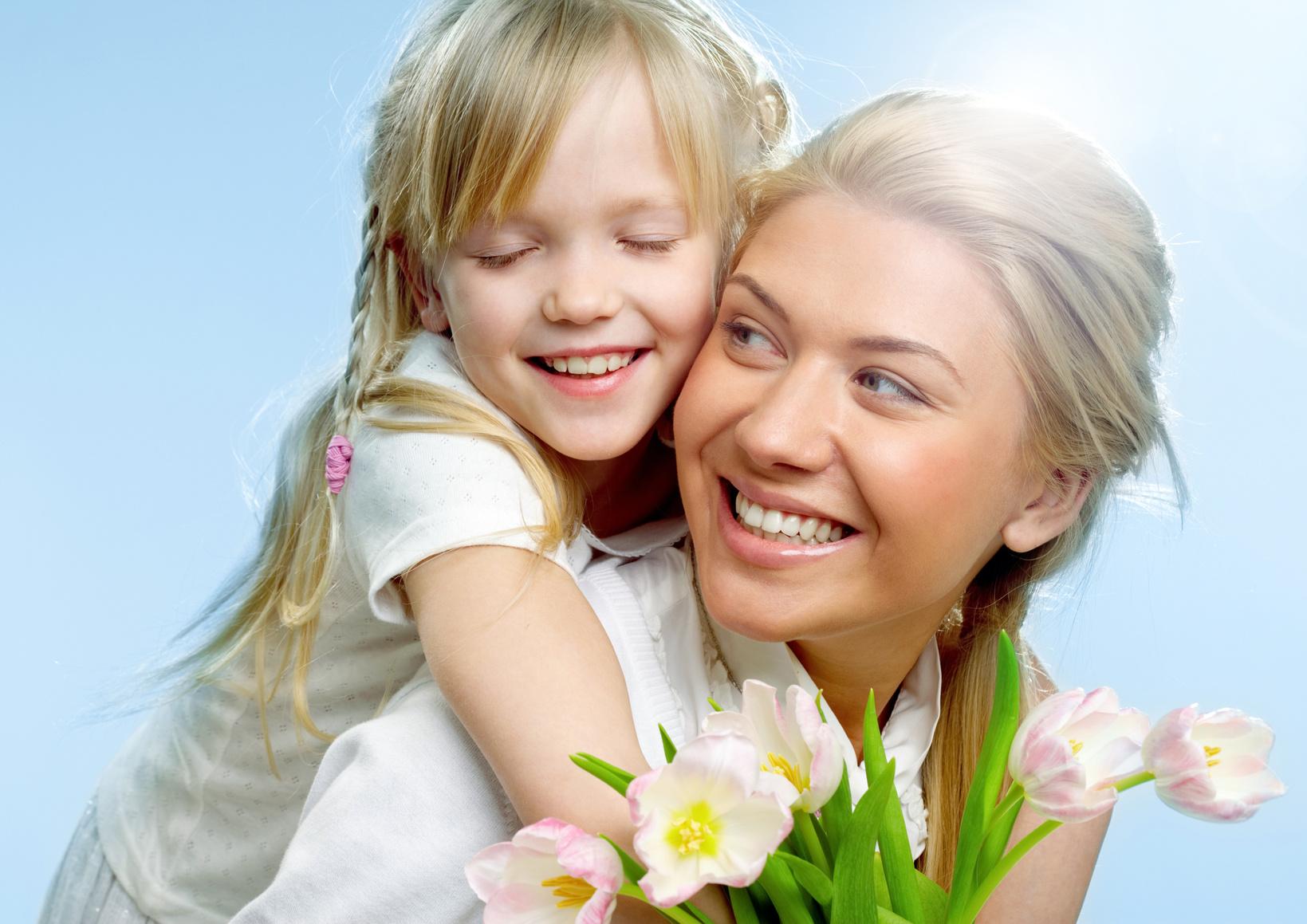 Картинки для мамы и ребенка