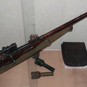Выставка «Пехота Красной армии и вермахта в Великой Отечественной войне»