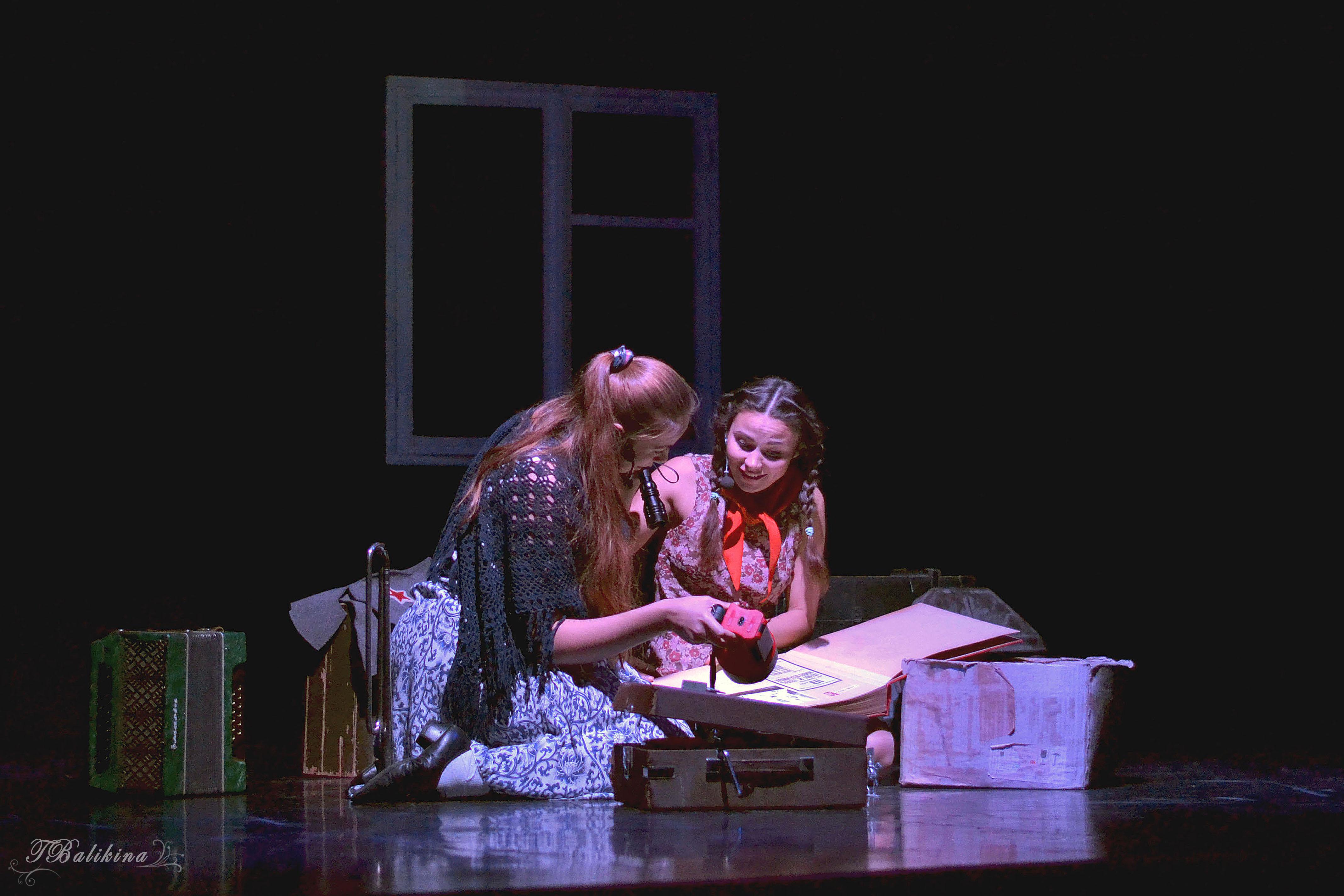 Театр музыкально-пластической драмы «Преображение»