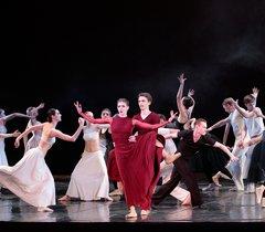 Трансляция балета «Болеро»