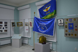 Выставка «Юрьева стежка»