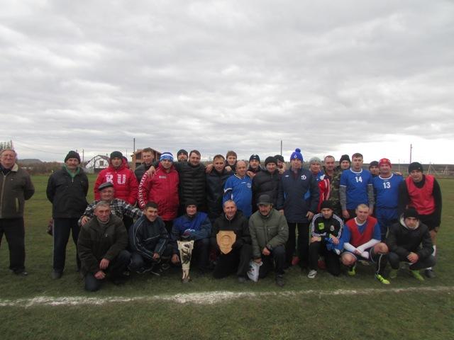 Футбольный турнир памяти В.И. Миленина