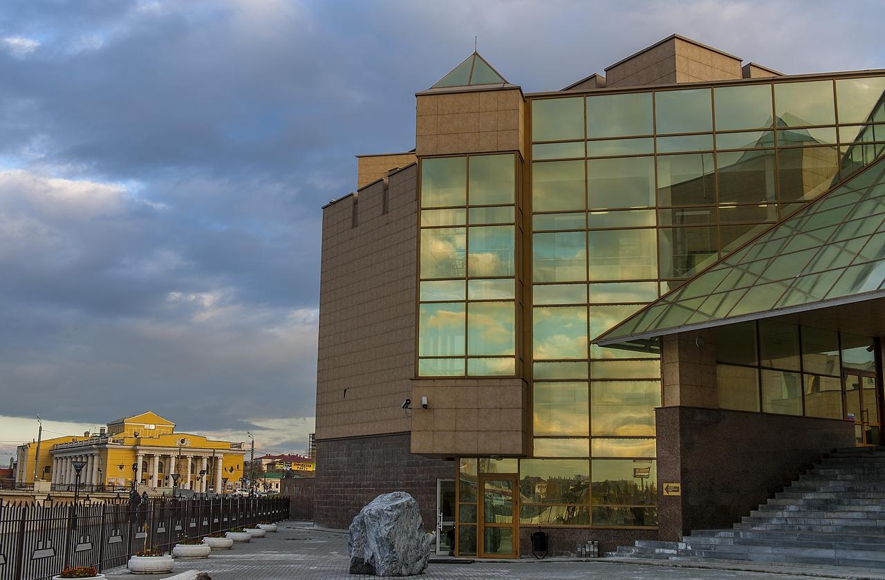Челябинский государственный краеведческий музей