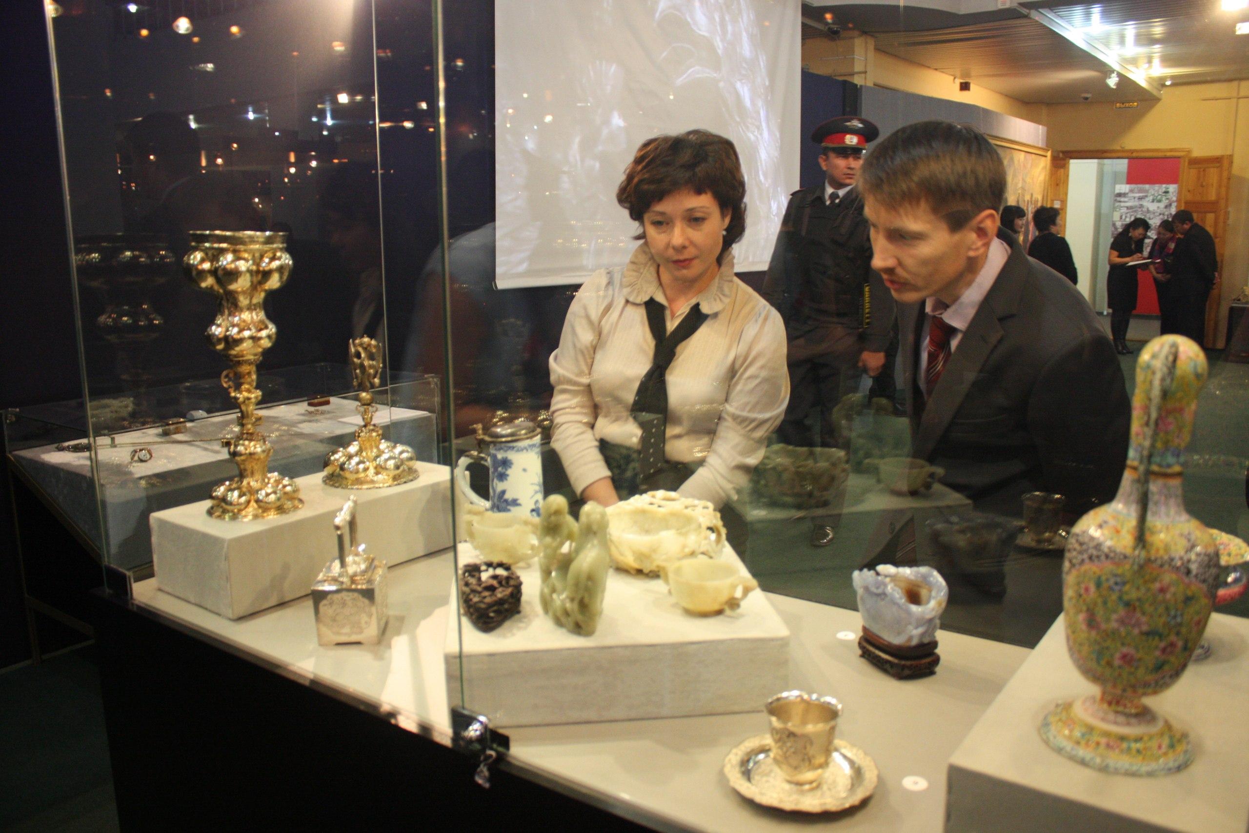 Музей истории Бурятии им. М. Н. Хангалова
