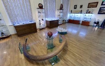 Государственный геологический музей им. В. И. Вернадского