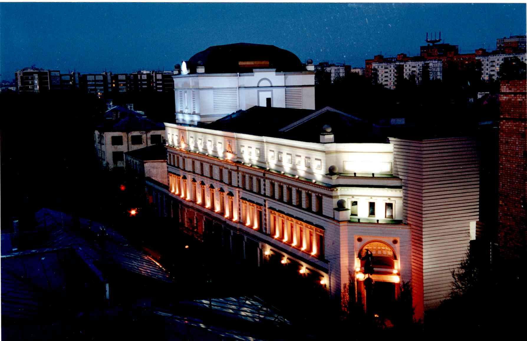 Нижегородский театр «Комедия»