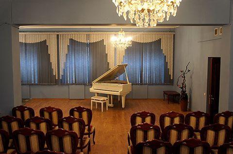 Выставочный зал «Галерея Нагорная»