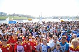 «Кросс Нации – 2016» снова объединил любителей спорта Чебоксарского района