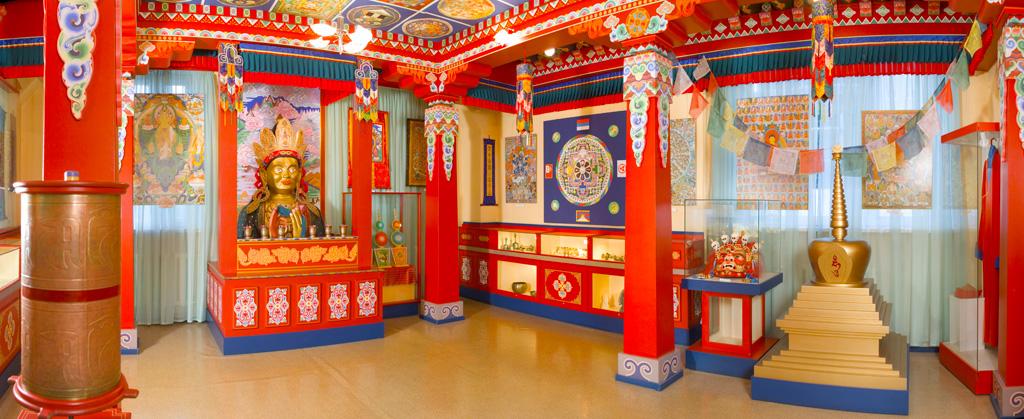 Культурно-выставочный центр «Радуга» г. Самара