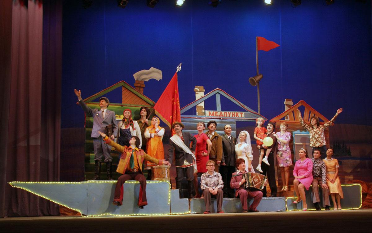 Марийский театр закроет сезон концертом mariuver