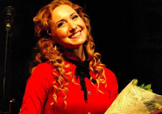 Оксана Ананьева – победительница в номинации «Лучшая женская роль»