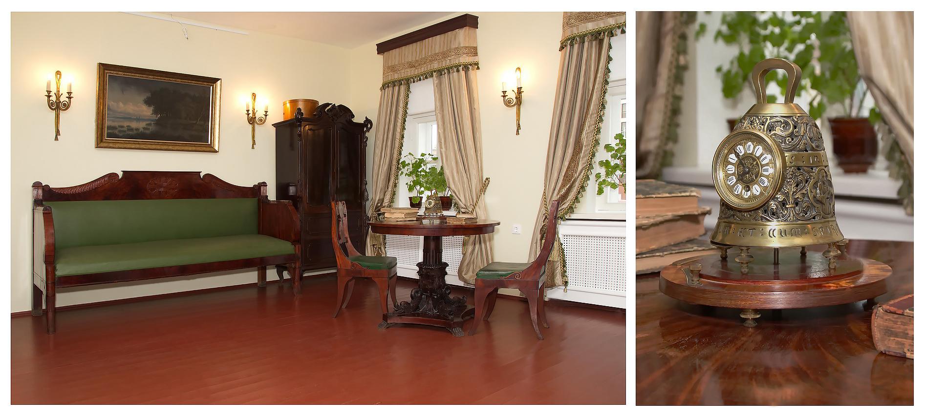 Дом-музей И. С. Никитина