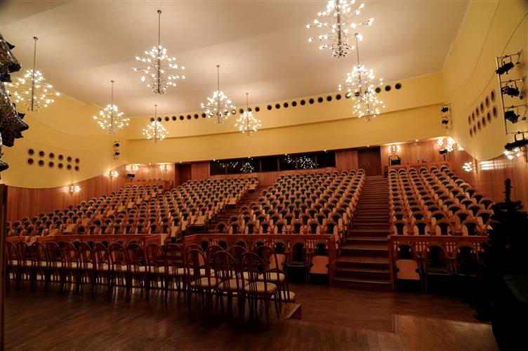 Органный концертный зал Пермской филармонии
