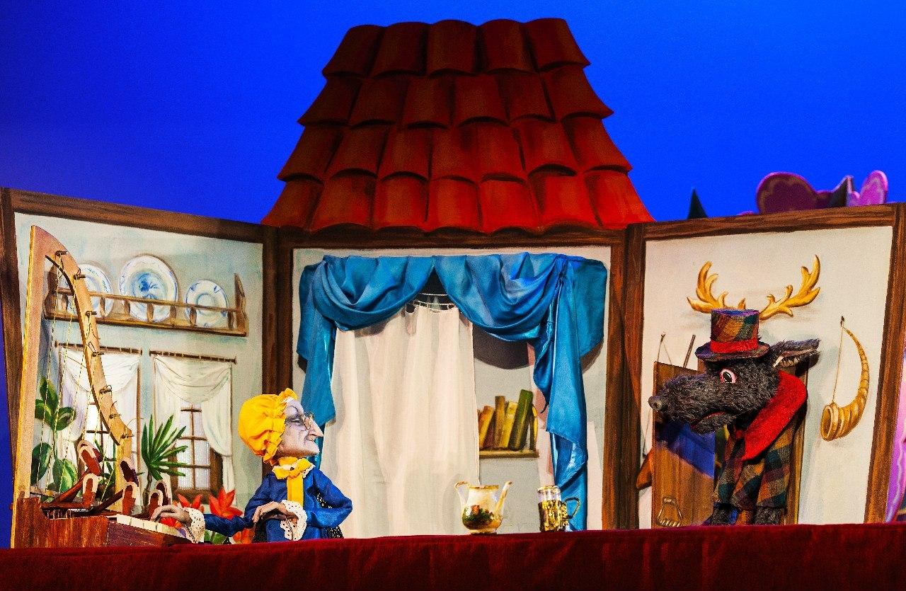 Купить декорации домика своими руками для спектакля