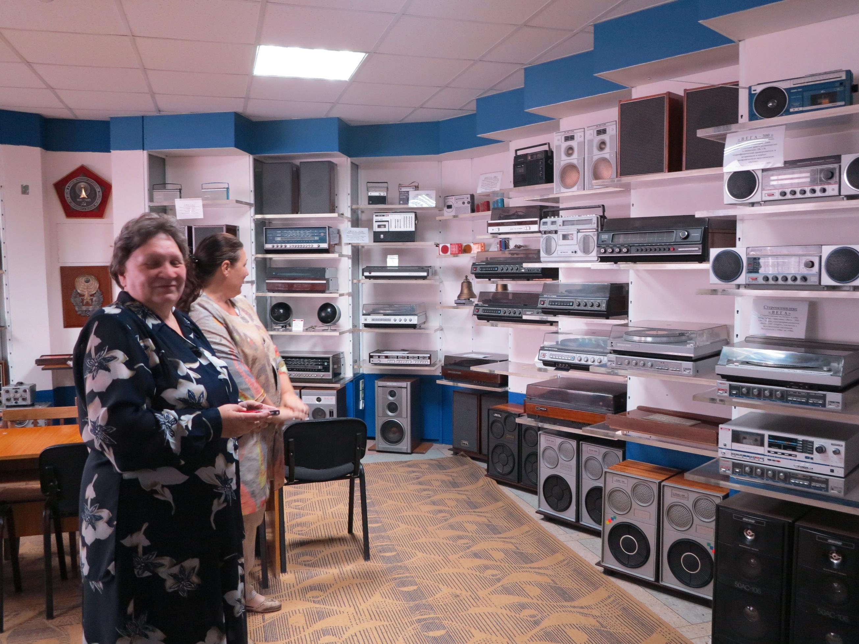 Музей истории Бердского радиозавода