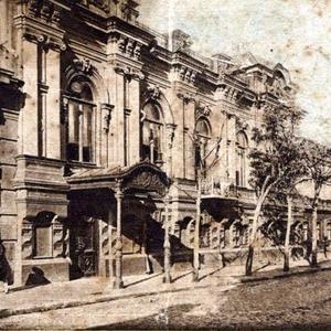Ночь искусств в отделе Ростовского областного музея краеведения
