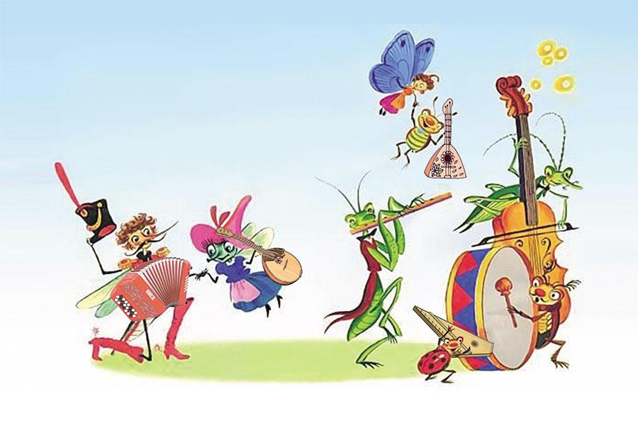 ПРЕМЬЕРА! Спектакль «Муха-Цокотуха. Именины с оркестром»