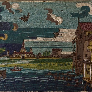 Встреча «Мозаичный пейзаж к юбилею Ломоносова»