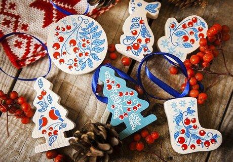 Областной конкурс на лучшее новогоднее оформление «Зимняя фантазия»
