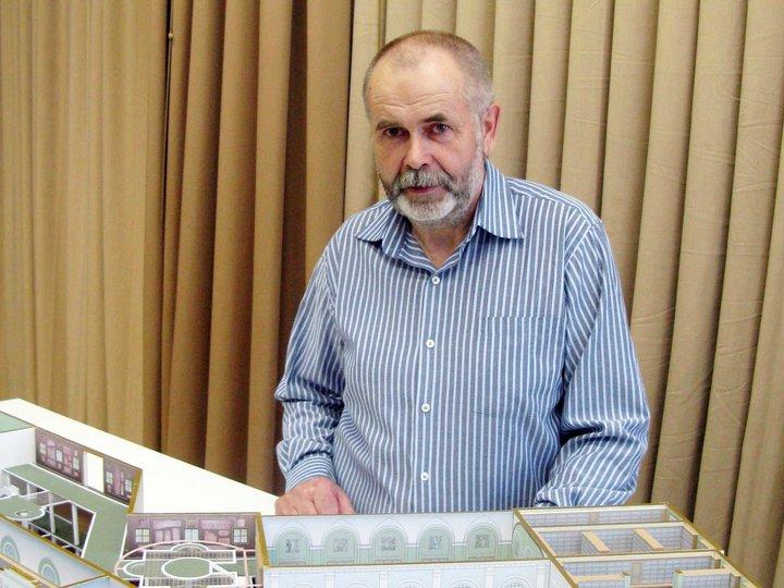 Выставка «Александр Бакусов – главный архитектор РНБ: к 70-летию со дня рождения»