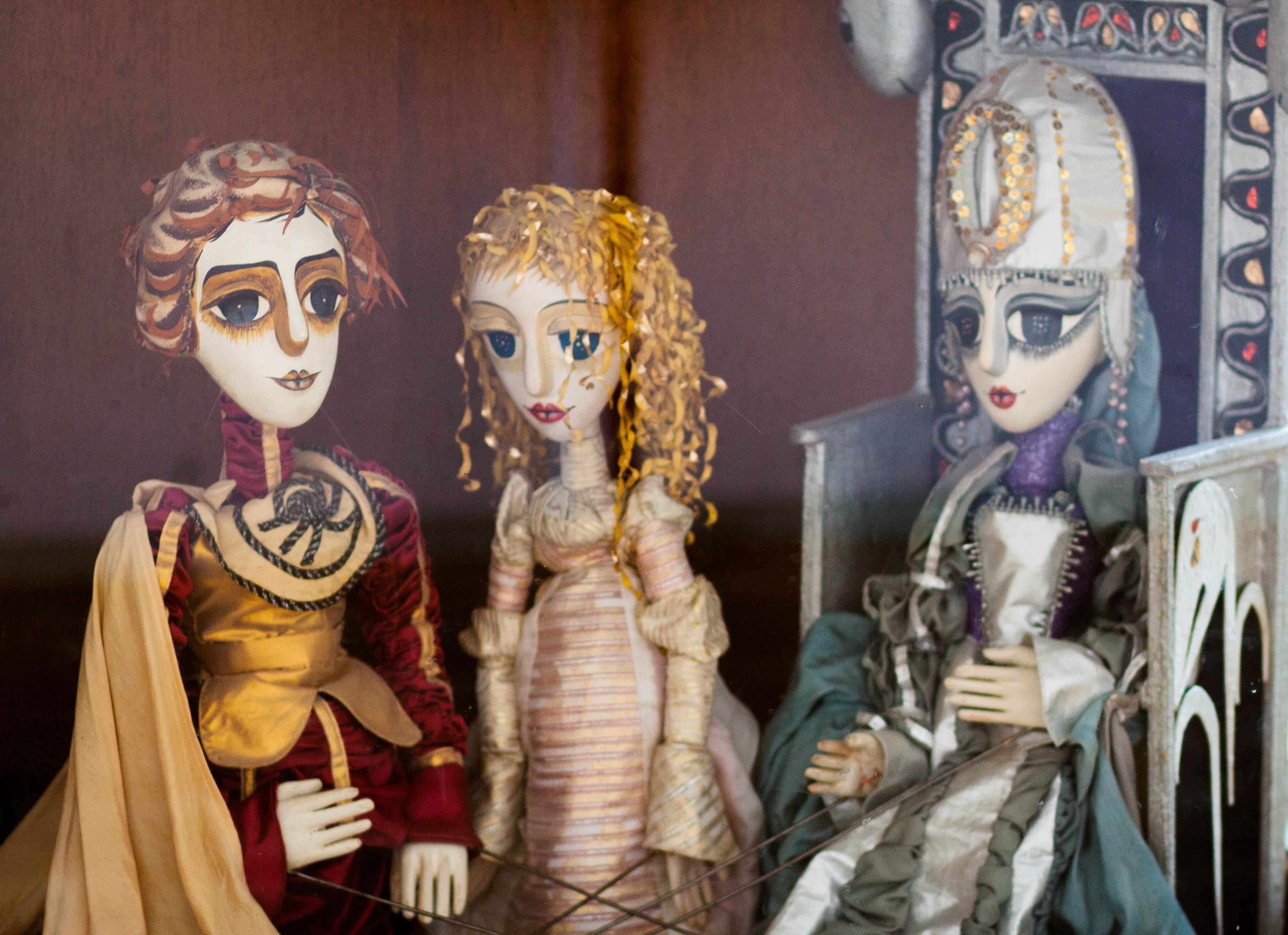 Саратовский театр кукол «Теремок»